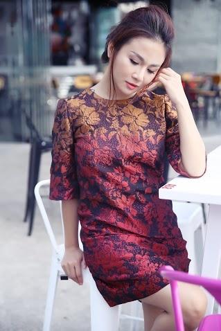 Lam Anh xinh dep rang ngoi sau vu tai nan voi Quang Le hinh anh 5 5