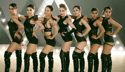 MV Single Lady cua Bao Thy hinh anh