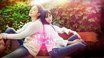 4 ca si thanh cong nhat phim Han nam 2014 hinh anh 4 Krystal đáng yêu trong bộ phim đóng cặp cùng Bi Rain.