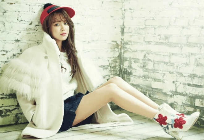 Sooyoung the hien nhac phim My spring days hinh anh