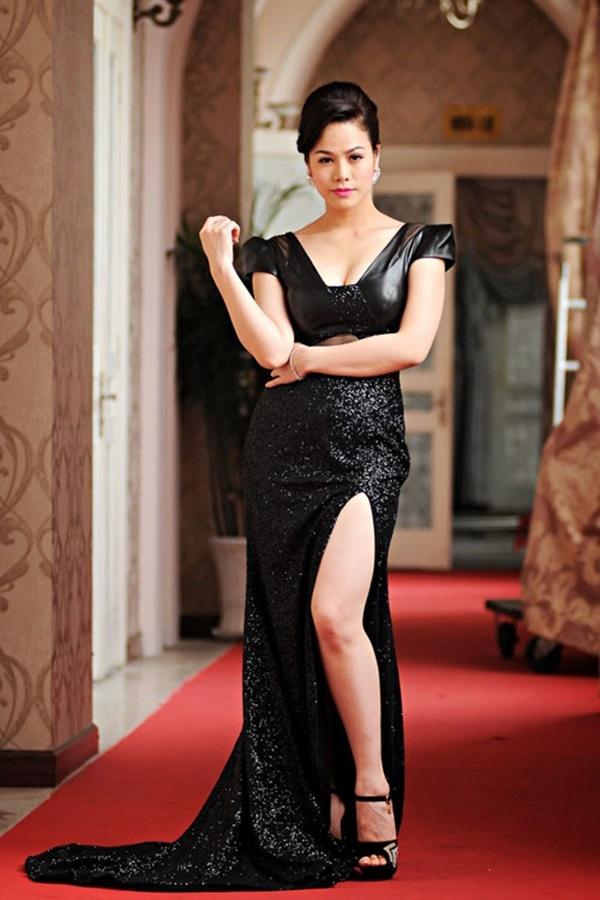 Nhung dien vien vao vai gai e cua man anh Viet hinh anh 5 Độc thân tuổi 30 còn có sự tham gia của ca sĩ, diễn viên Nhật Kim Anh trong vai Hoàng Yến – bạn đồng nghiệp của Dung Hòa.