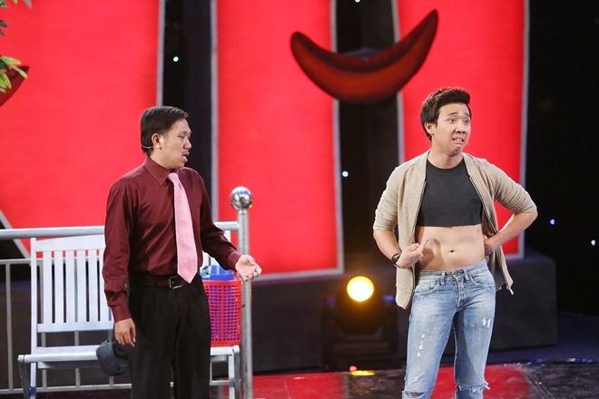 Tran Thanh lam o-sin nhieu chuyen, Viet Huong me trai tre hinh anh 3 2
