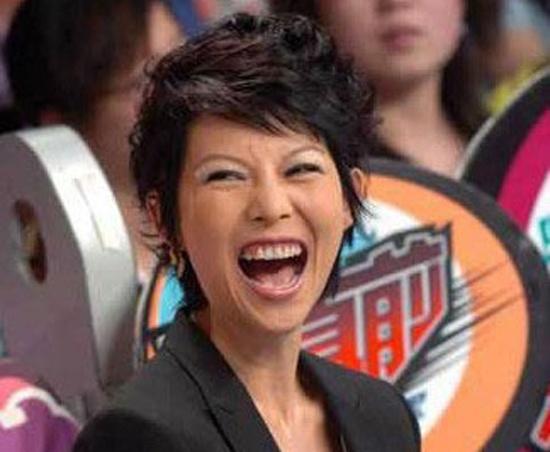 My nhan Cbiz bi che xau vi nu cuoi hinh anh 1 Hoa hậu Thái Thiếu Phân đang nhát ma chăng?