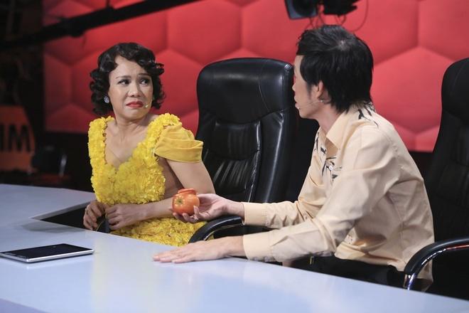 Viet Huong bi che gia nhu me Hoai Linh hinh anh