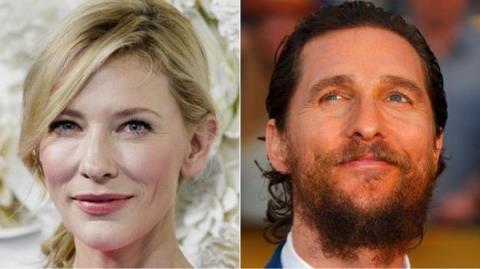 Cong bo danh sach phim tham gia tranh giai tai LHP Cannes hinh anh 1 Cate Blanchett và Matthew McConaughey những ngôi sao nhiều khả năng xuất hiện trên thảm đo LHP Cannes năm nay