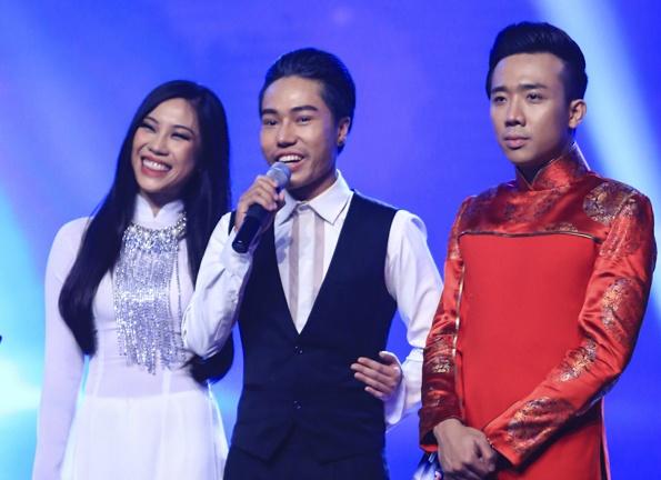 Ha My - Thanh Tam bi loai khoi Tuyet dinh tranh tai hinh anh