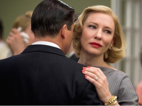 LHP Cannes lan thu 68: Nong bong cuoc dua gianh Canh co vang hinh anh 1 Cảnh trong phim Carol, ứng cử nặng ký cho giải Cành cọ vàng năm nay.