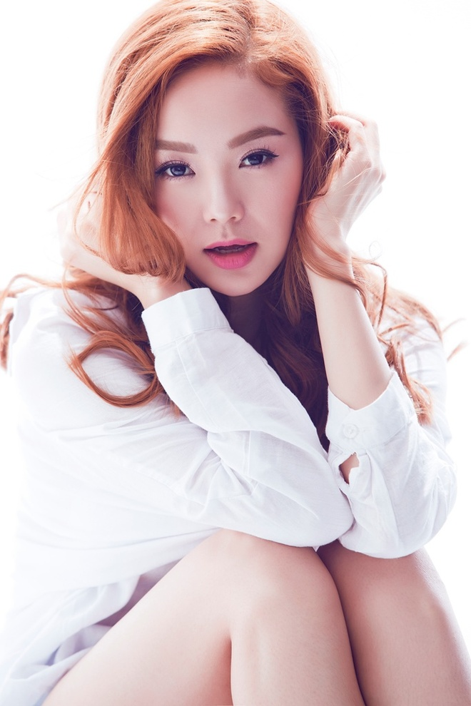 Ngoại hình xinh đẹp và độ nổi tiếng sẽ giúp Minh Hằng thu phục các thí sinh.