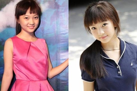 Sao nhi Hoa ngu lot xac thanh thieu nu xinh dep hinh anh 3 Giờ đây, Lâm Diệu Khả đã là thiếu nữ 16 tuổi và ít đóng phim để tập trung vào việc học.