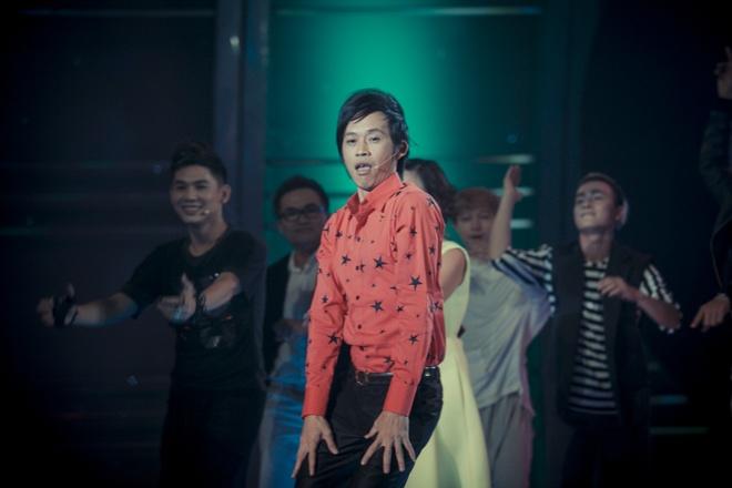 Hoai Linh cuoi vo bung vi Mai Quoc Viet gia gai qua lo hinh anh 13 Tiết mục sôi động của Thanh Duy khiến ban giám khảo thích thú