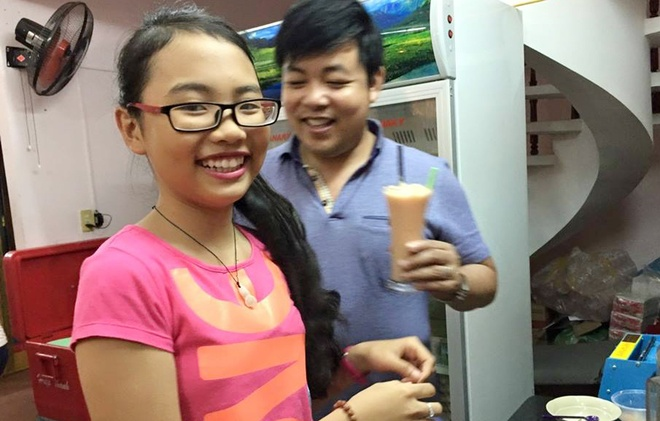 Quang Le tham quan che moi mo cua Phuong My Chi hinh anh