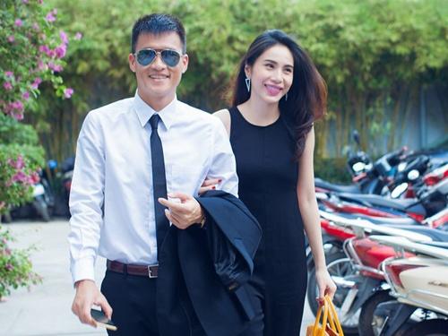 Thuy Tien: 'Toi chua muon sinh them con cho Cong Vinh' hinh anh