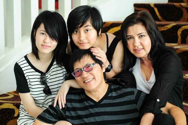 Phuong Thao - Ngoc Le mung vi 2 con gai noi nghiep bo me hinh anh