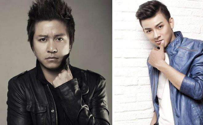 Album moi cua Tuan Hung doi dau gay gat Hoai Lam tren BXH hinh anh