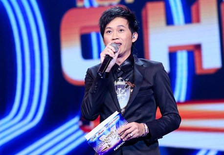 Hoai Linh vang mat o The Winner Is mua 3 hinh anh
