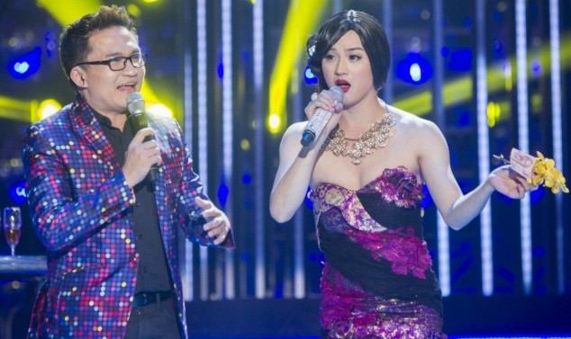 Thanh Duy hay Nhat Thuy se nhan giai 500 trieu dong? hinh anh
