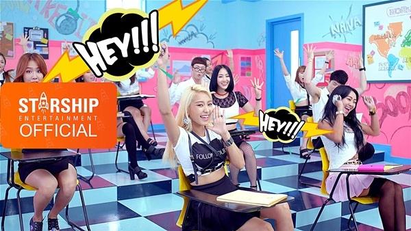Top 5 ca khuc Kpop hot nhat trong tuan hinh anh 1 Shake It là một ca khúc sôi động được nhào nặn dưới bàn tay của nhà sản xuất nổi tiếng Double Sidekick.