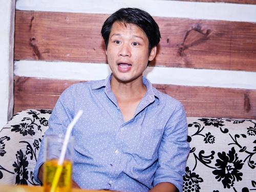 Con trai Thuong Tin: Xot canh cha nai lung kiem tien nuoi em hinh anh