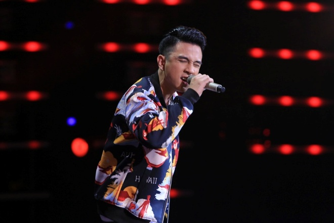 Chang trai ban keo keo gay an tuong o The Winner Is hinh anh 13