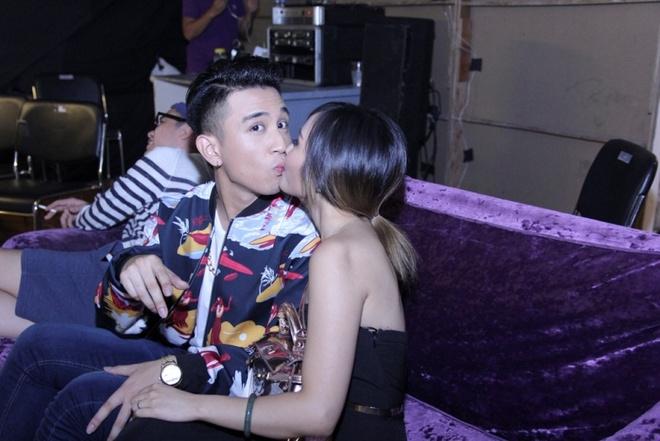 Chang trai ban keo keo gay an tuong o The Winner Is hinh anh 16
