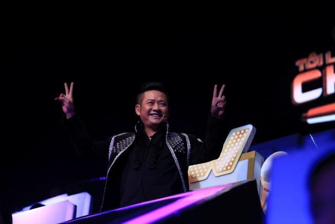 Chang trai ban keo keo gay an tuong o The Winner Is hinh anh 1