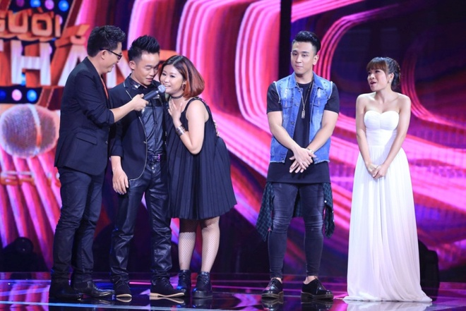 Chang trai ban keo keo gay an tuong o The Winner Is hinh anh 7