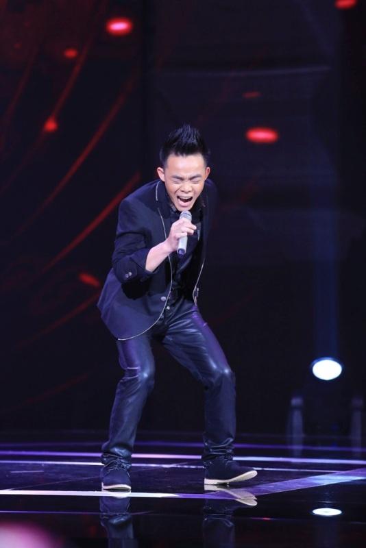 Chang trai ban keo keo gay an tuong o The Winner Is hinh anh 2