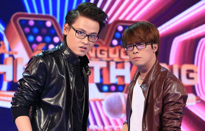 Ban sao Bui Anh Tuan gay an tuong o The Winner Is hinh anh