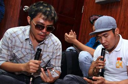 Le Minh MTV gay xuong dui sau tai nan xe may hinh anh