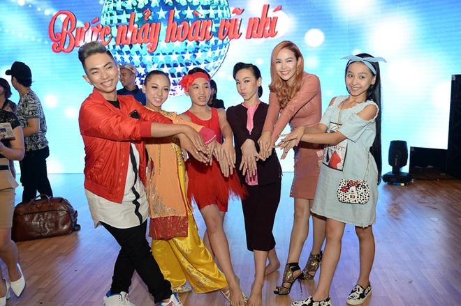 Thuy Tien than tuong Phan Hien vi qua thong minh hinh anh 19 Đêm chung kết Bước nhảy hoàn vũ nhí được truyền hình trực tiếp tối 29/8 trên VTV3.