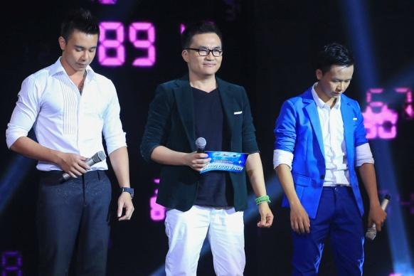 Dong Hung bat ngo dung cuoc choi The Winner Is hinh anh
