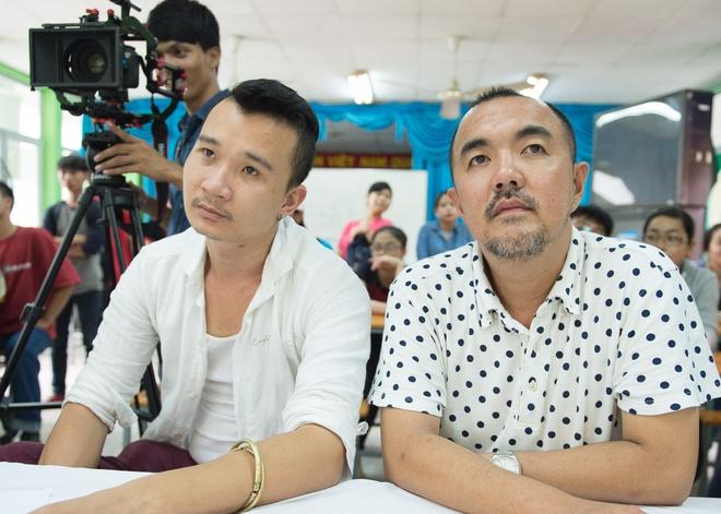 Ly Hai - Minh Ha tuyen chon dien vien cho phim moi hinh anh 6 Quc Thun