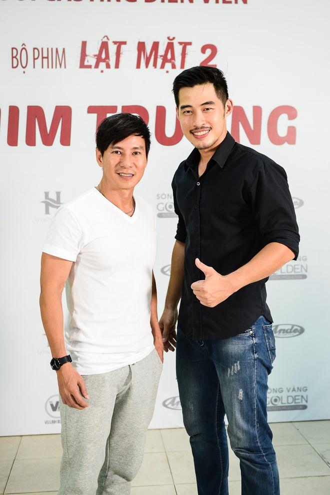 Ly Hai - Minh Ha tuyen chon dien vien cho phim moi hinh anh 3 T khi ln sn sang a ht phim nh L Hi t ra c duyn vi lnh