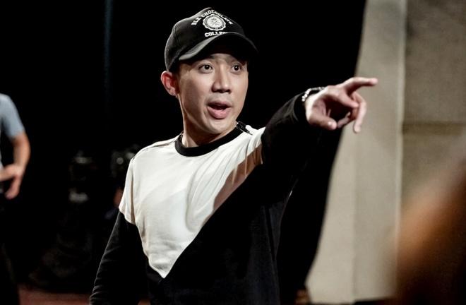Tran Thanh tiep tuc lam MC Thu thach cung buoc nhay hinh anh
