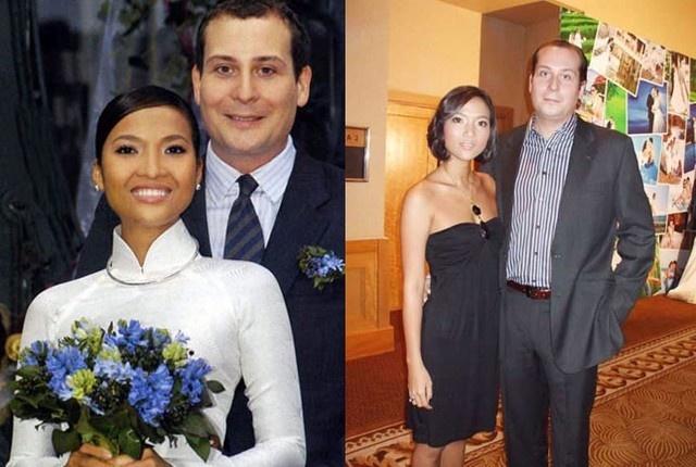 Dan my nhan cua 'Gai nhay' bay gio ra sao? hinh anh 15 Khi đang có trong tay rất nhiều cơ hội để tỏa sáng, Bằng Lăng bất ngờ kết hôn với một người đàn ông quốc tịch Đức.