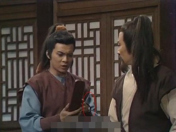 Bat loi ngo ngan trong phim Hoa ngu hinh anh 9