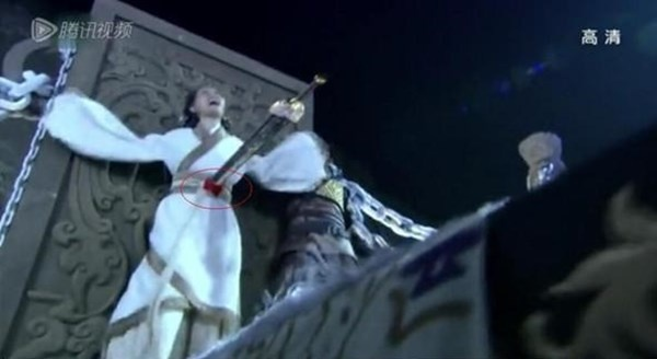 Bat loi ngo ngan trong phim Hoa ngu hinh anh 10