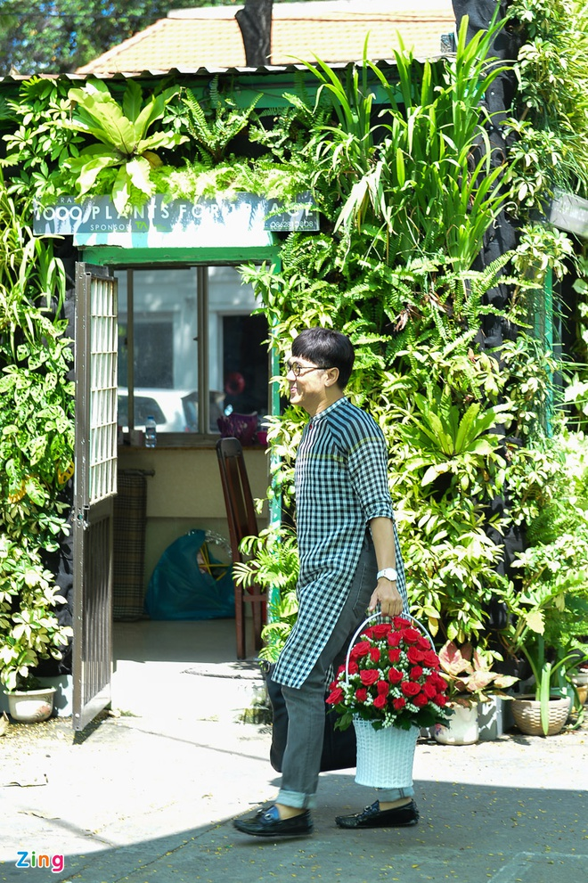 Sao Viet cung To o nha rieng Minh Nhi, san khau Thanh Loc hinh anh 1