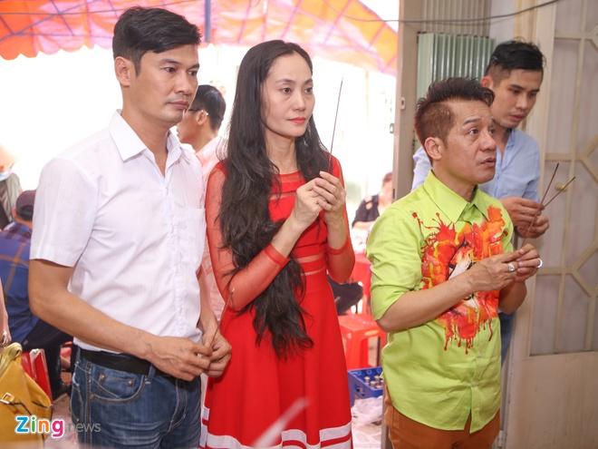 Sao Viet cung To o nha rieng Minh Nhi, san khau Thanh Loc hinh anh 13