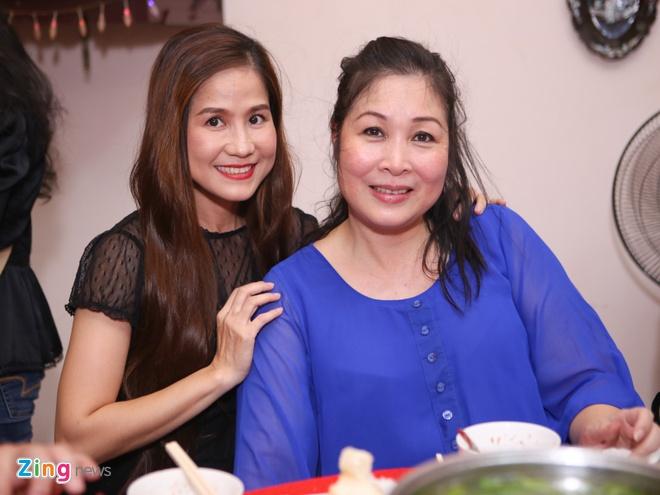 Sao Viet cung To o nha rieng Minh Nhi, san khau Thanh Loc hinh anh 15