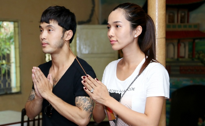 Sao Viet tap nap cung To ngay cuoi hinh anh