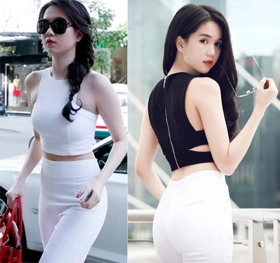 5 my nhan Viet cham chi khoe eo thon hinh anh 5