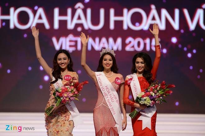 Pham Thi Huong dang quang Hoa hau Hoan vu hinh anh 35