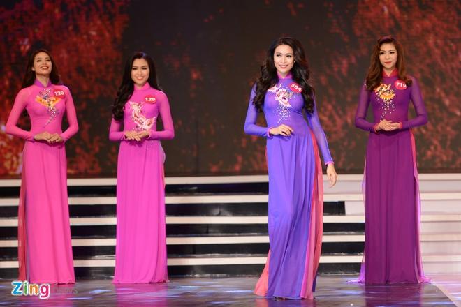 Pham Thi Huong dang quang Hoa hau Hoan vu hinh anh 17