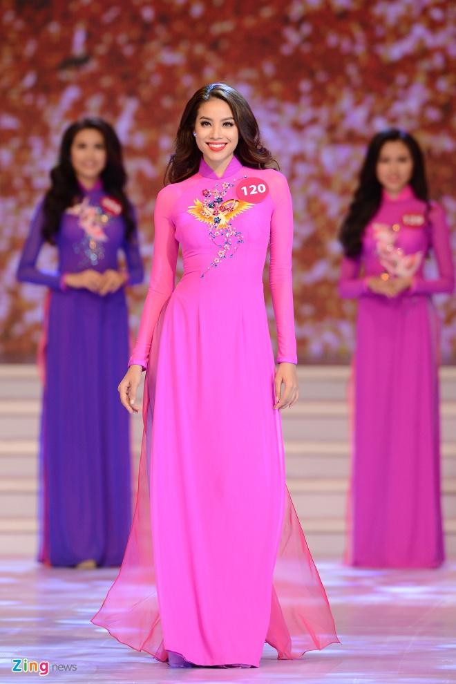 Pham Thi Huong dang quang Hoa hau Hoan vu hinh anh 18