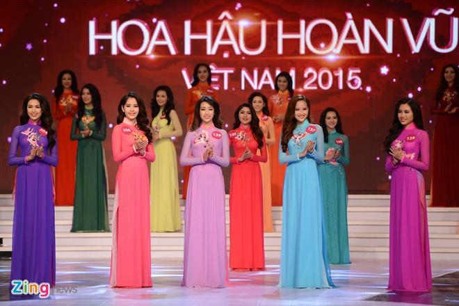 Pham Thi Huong dang quang Hoa hau Hoan vu hinh anh 24