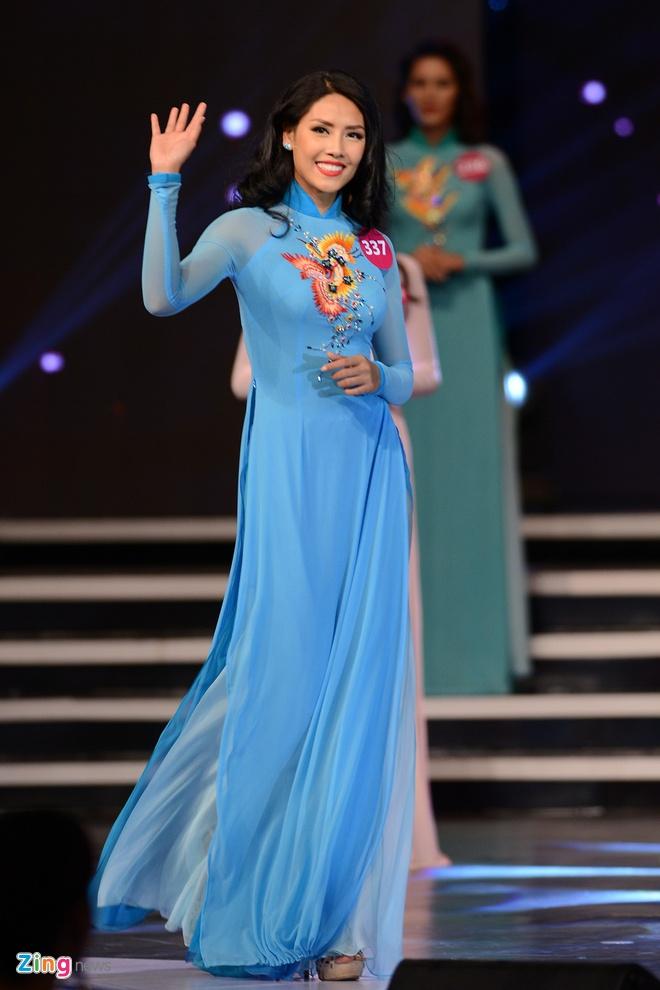 Pham Thi Huong dang quang Hoa hau Hoan vu hinh anh 26