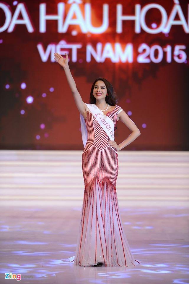 Pham Thi Huong dang quang Hoa hau Hoan vu hinh anh 34