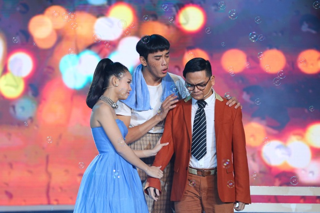 NSUT Tu Suong lam Hoan Thu, danh ghen Thuy Muoi hinh anh 9 Thuận Nguyễn