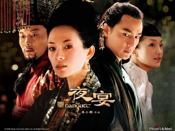 5 dao dien tai nang nang tam nen dien anh Trung Quoc hinh anh 10 Dạ yến - bộ phim gây tiếng vang lớn của Phùng Tiểu Cương.